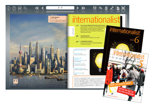 Annual Print Subscription to The Internationalist